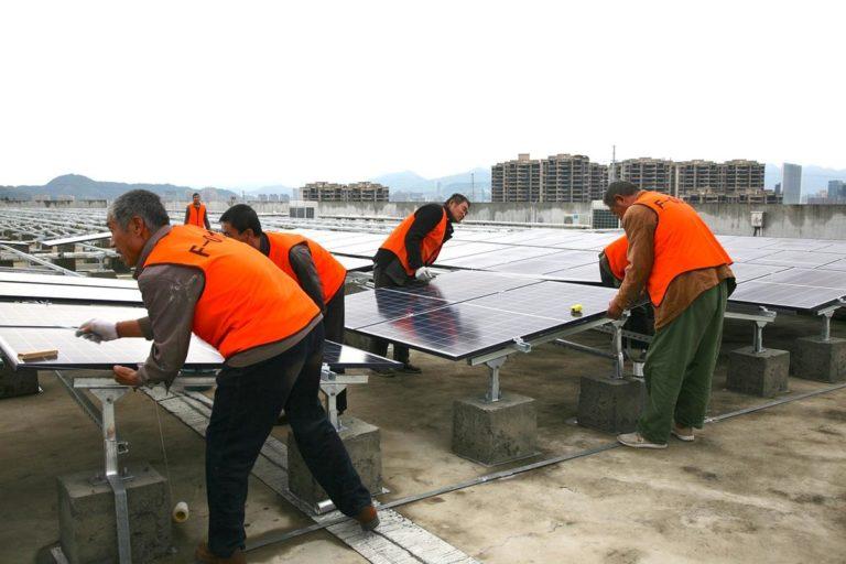 Jak działają panele słoneczne?